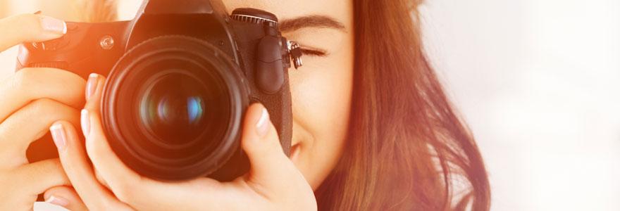 Photographe professionnel